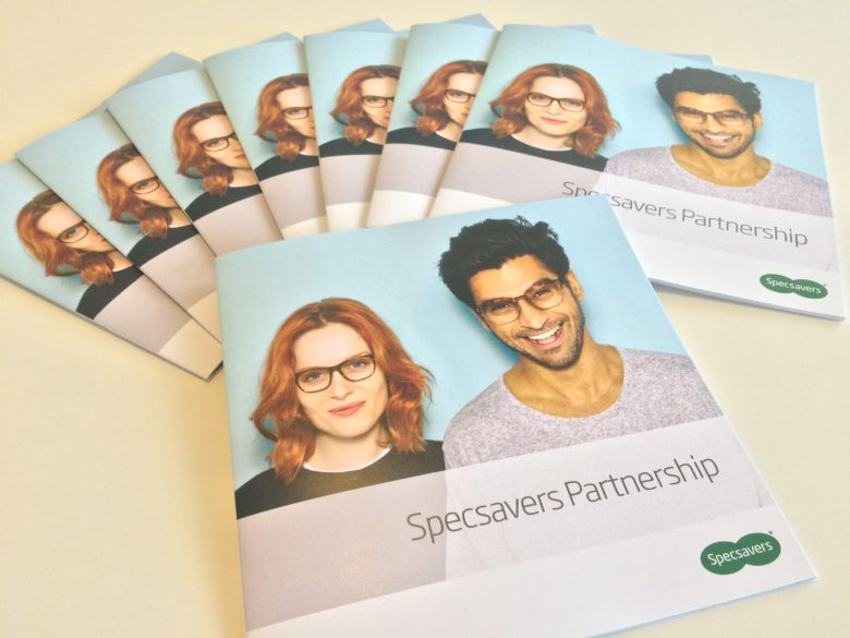 Brochure's, folders, flyers