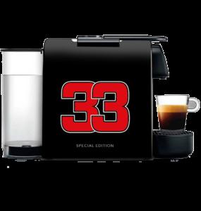 Nespresso,nespressomachinebedrukken,huwelijkscadeau,huwelijkskado,maxverstappen